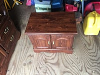 Dresser And End Table Wildwood, 34785