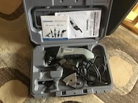 black and gray power tool in case Taneytown, 21787