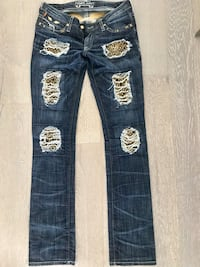 Designer Jeans - Robin's - size 29 (fits small) Calgary, T2M 3X6