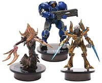 Kotobukiya Starcraft action figure