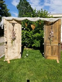 Vintage door alter Idaho Falls, 83402