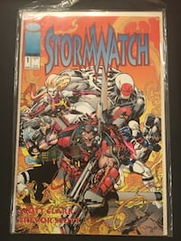 Stormwatch #1 Sterling, 20165