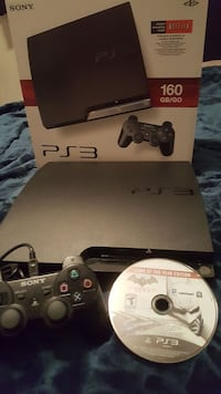 PS3 for sale  Edmonton, T6V 1J9
