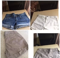 Shorts  ALL 4 for $10
