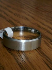 New Men's Stainless Steel Ring size 13 Edmonton, T6C 0Y7