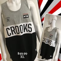 Crooks tanks available  Winnipeg, R3C 1A6