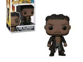 Erik Killnonger Pop Figure