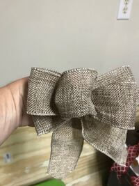 Handmade burlap bow Knoxville, 37934