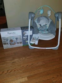Ingenuity portable swing Laurel