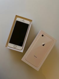 iPhone 8 rose Kristiansund N, 6508