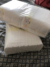 pampers swaddlers diapers. Size 1 Maple Ridge, V2X 0R3