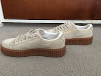 pair of white Nike Air Force 1 low shoes Maroubra, 2035