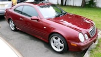 Mercedes CLK 430 Coupe 1999Only 110k Miles  Middletown, 07748