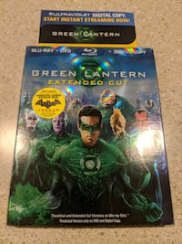 New Green Lantern digital download for sale