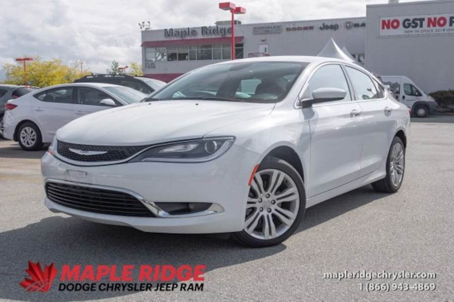 2016 Chrysler 200 Limited | Fully Loaded 1