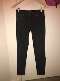 Forever 21 Black low-waisted jeans  Toronto, M6M 4L2