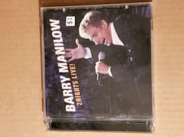 Barry Manilow 2 Nights Live! CD