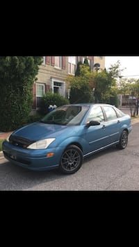 Ford - Focus - 2001 Silver Spring
