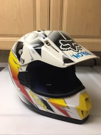 HJC Motocross Helmet Large fit, Barely Used