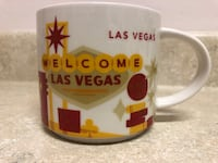Starbucks You Are Here Collection Mug Las Vegas Corrales, 87048