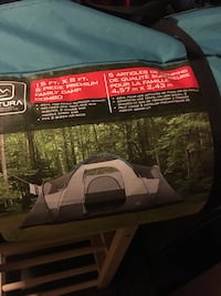 Tent for sale like new,must go today, best offer Surrey, V4N 6R2