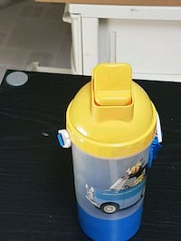 Minion water/juice bottle Edmonton, T5S
