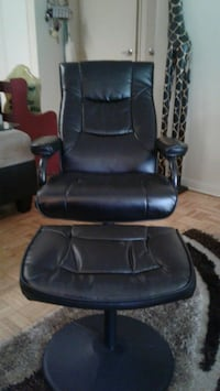 Genuine Leather Accent Chair! Oshawa, L1G 7X1