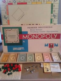 board game Vintage Monopoly no.9 Winchester, 40391