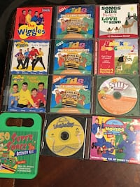 Music children's cds
