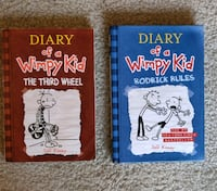 Diary OF A Wimpy Kid Rodrick Rules/The Third Wheel Silver Spring