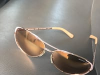 Gold-colored framed sunglasses obo 30$ McAllen, 78504