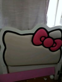 Hello Kitty Twin Bed Frame Alhambra