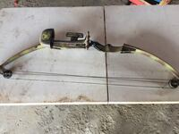 green and black compound bow Neenah, 54956