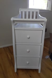 Baby Changing Table & Drawer