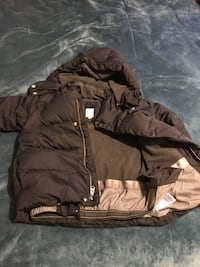 Gap kids black winter jacket size xs 3725 km