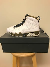 Air Jordan 9 statue sz 9.5 Maple Ridge, V2X 9V3