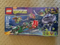 Lego Teenage mutant ninja turtles 79120 New Centreville, 20120
