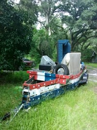 Moving trailer Floral City, 34436