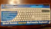 Ditect Access internet Multinedia Keyboard Bethesda, 20817