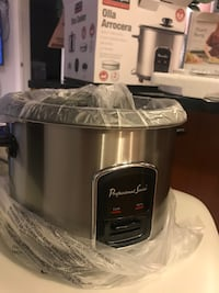 Rice cooker (never used in packaging)