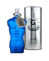 G For Men 3.4oz EDT Men's Cologne Spray - NEW Silver Spring, 20906