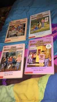The babysitters club book series Terryville, 06786
