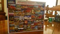 Best Places in America Jigsaw Puzzle Plano, 75023