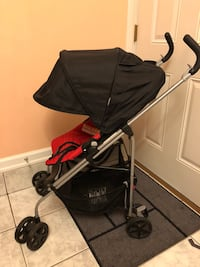 baby's black and red stroller Нью-Йорк, 10314