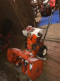 snowblower ariens 32""