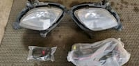OEM fog lights and conversion kit for Genesis coupe Mississauga, L5B 4A9