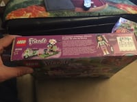LEGO Friends 6210094 Emma's Art Stand 41332 Building Kit (210 Piece) Mississauga