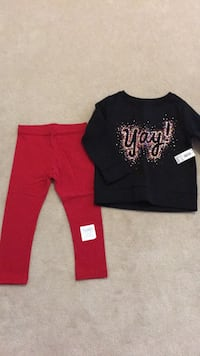 Outfit BNWT size 3T old navy  Brampton, L6R 3E6