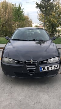 2005 Alfa Romeo 156 1.6 TS 16V DISTINCTIVE Sarıyer