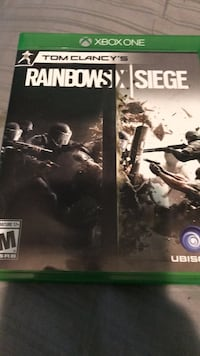 Xbox one rainbow six Tom Clancy  Sacramento, 95838